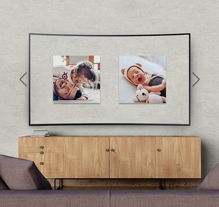 Tivi Samsung Tizen OS 4K Ultra HD 55 Inch 55TU8300