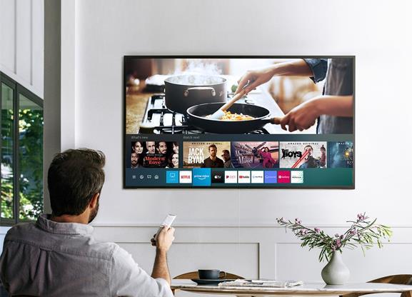 Tivi Samsung Tizen OS 4K Ultra HD 65 Inch 65LS03T