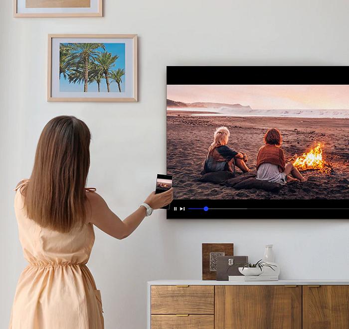 Tivi Samsung Tizen OS 4K Ultra HD 65 Inch 65TU6900