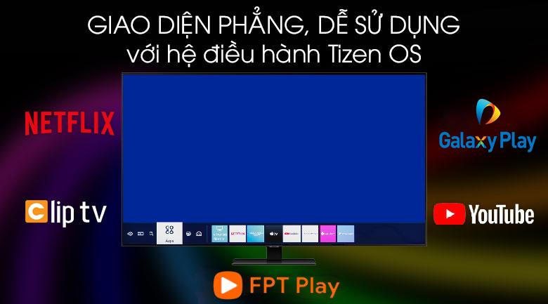 Smart tivi QLED Samsung 75Q70T