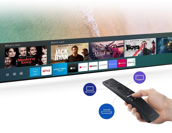 Tivi Samsung Tizen OS 4K Ultra HD 82 Inch 82TU8100