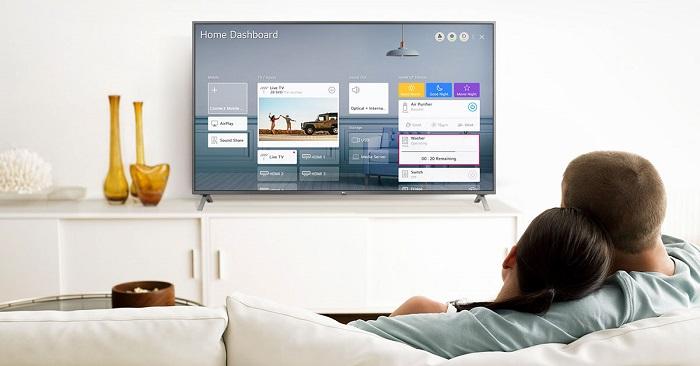 Tivi LG WebOS 4K UHD 82inch 82UN8000PTB