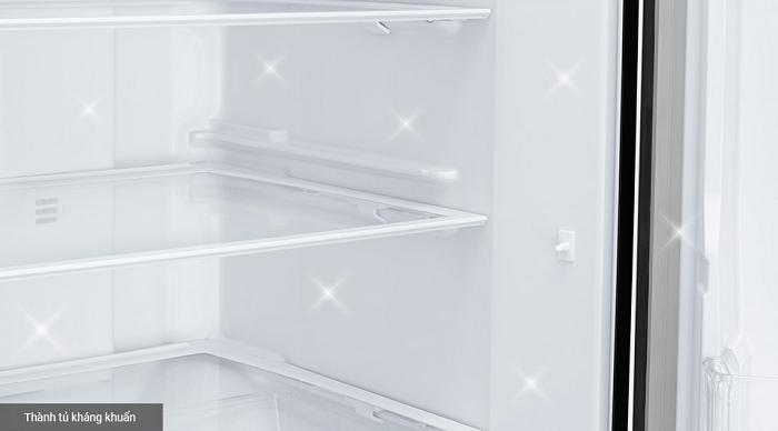 Tủ lạnh Mitsubishi 217 Lít 2 cửa Inverter MR-FC25EP-BR-V