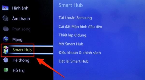 Một số nguyên nhân dẫn tới màn hình tivi Samsung bị tối đen và cách khắc phục