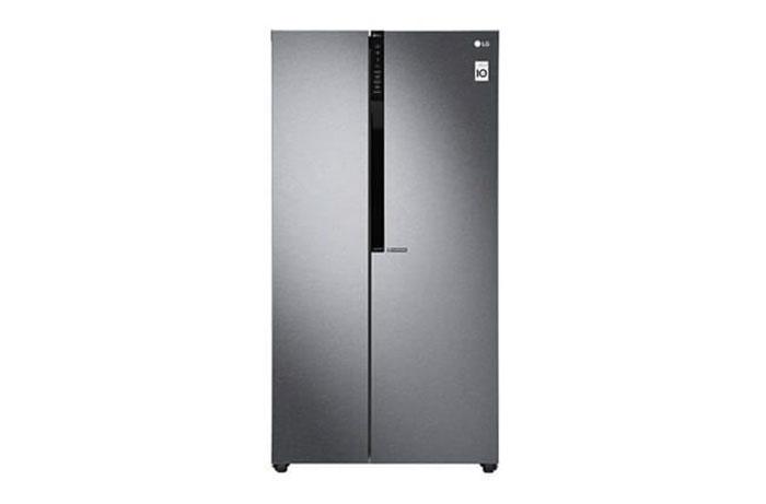 Tủ lạnh LG Side By Side Inverter 613 lít GR-B247JDS