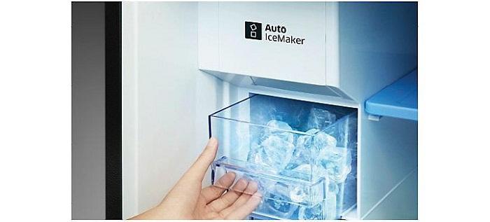 Tủ lạnh Samsung 360 lít Inverter RT35K5982BS/SV tự động