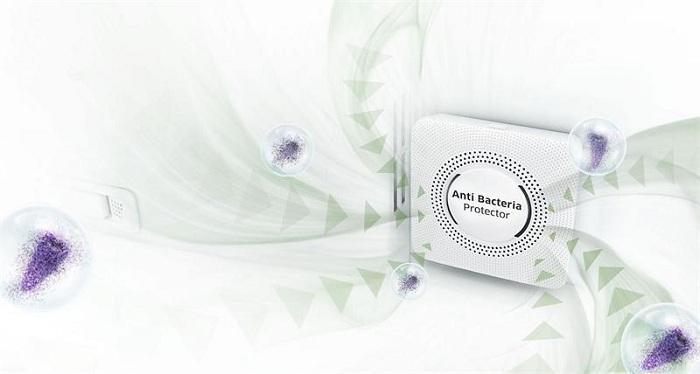 Tủ lạnh Samsung 360 lít Inverter RT35K5982BS/SV sạch