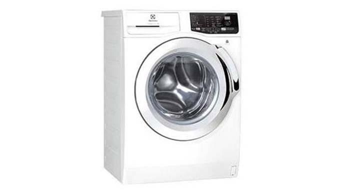 Máy giặt Electrolux 8kg inverter lồng ngang EWF8025BQWA thiết ké hiện đại