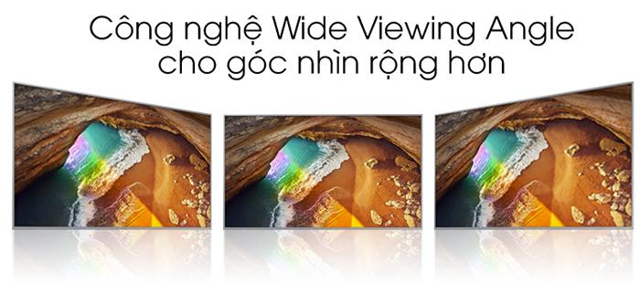 Tivi Samsung Smart Qled 4K 55 inch QA55Q65R công nghệ cao