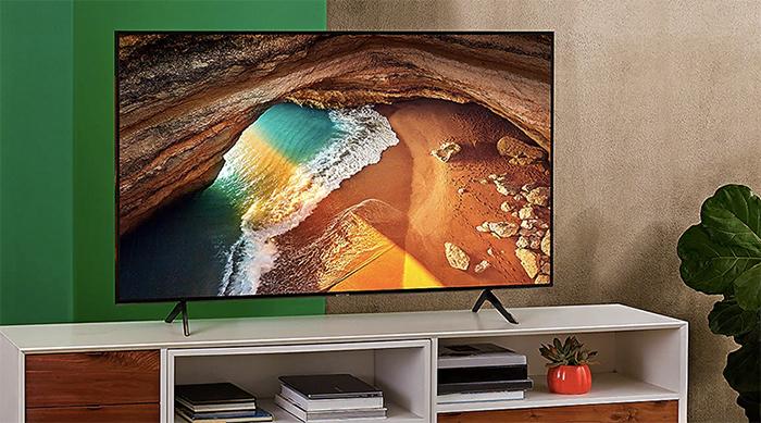 Tivi Samsung Smart Qled 4K 55 inch QA55Q65R sang trọng