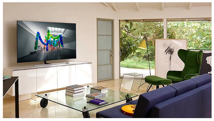 Tivi Samsung Smart Qled 4K 55 inch QA55Q80R sang trọng