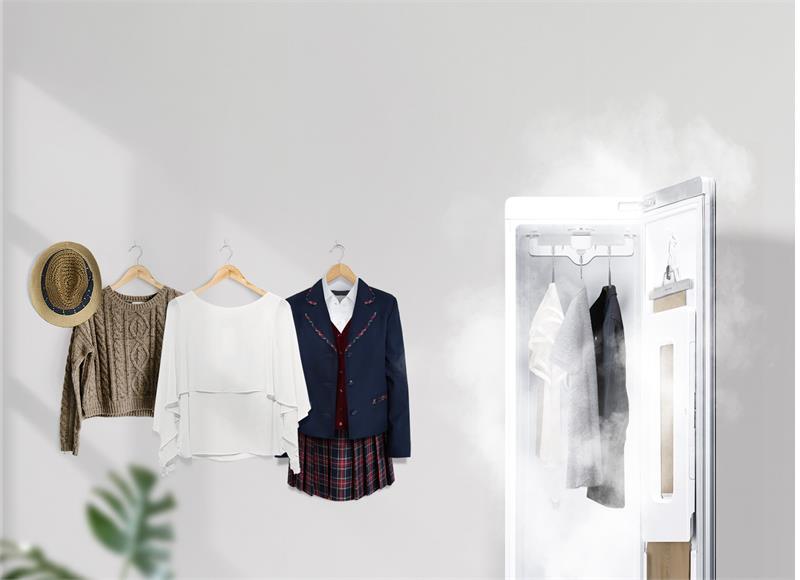 Tủ chăm sóc quần áo LG S3RF giá rẻ
