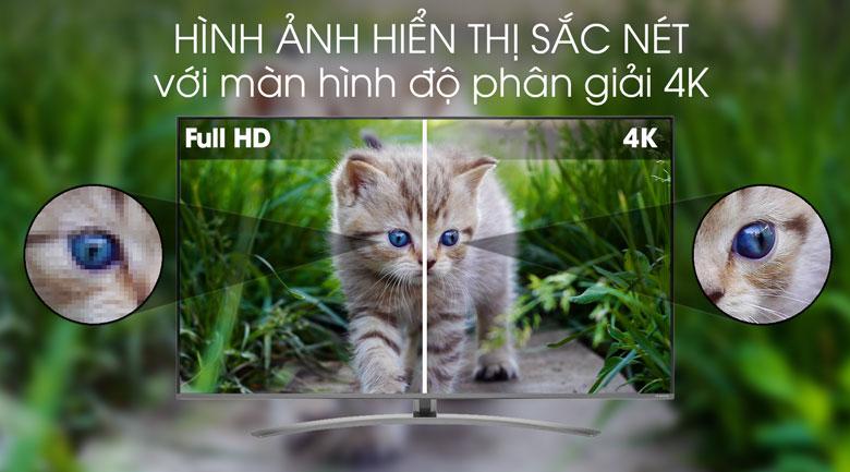 Tivi LG Smart 4K 49 inch 49SM8100PTA