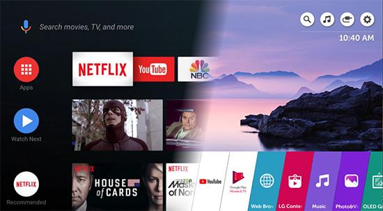 Tivi LG Smart HD 32 inch 32LM570BPTC