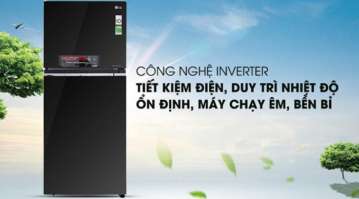 Tủ lạnh LG 393 - GN-L422GB
