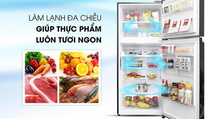 Tủ lạnh LG GN-L422GB