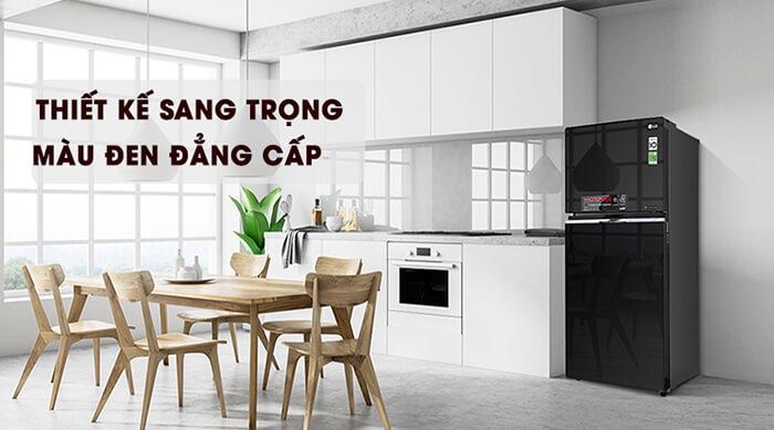 Tủ lạnh LG 393 lít GN-L422GB