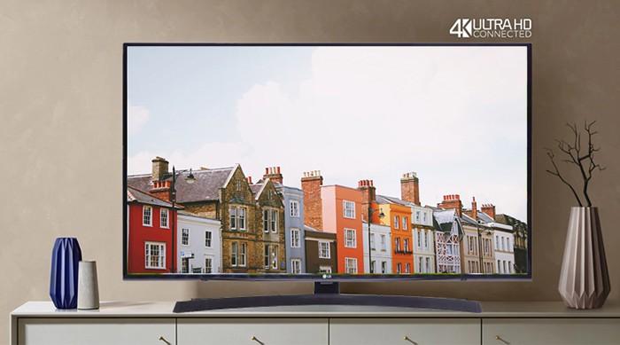 Tivi LG Smart 4K HD 55 inch 55UM7300PTA sang trọng