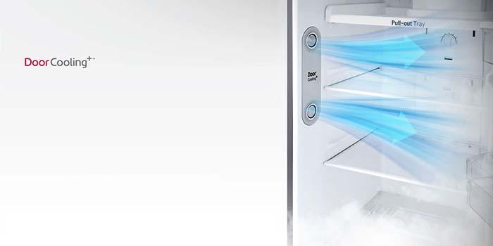 Tủ lạnh LG 393 GN-M422PS