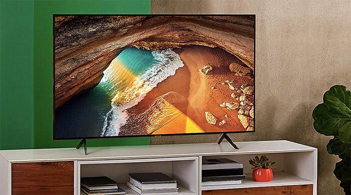 Tivi Samsung Smart Qled 4K 82 inch QA82Q65R