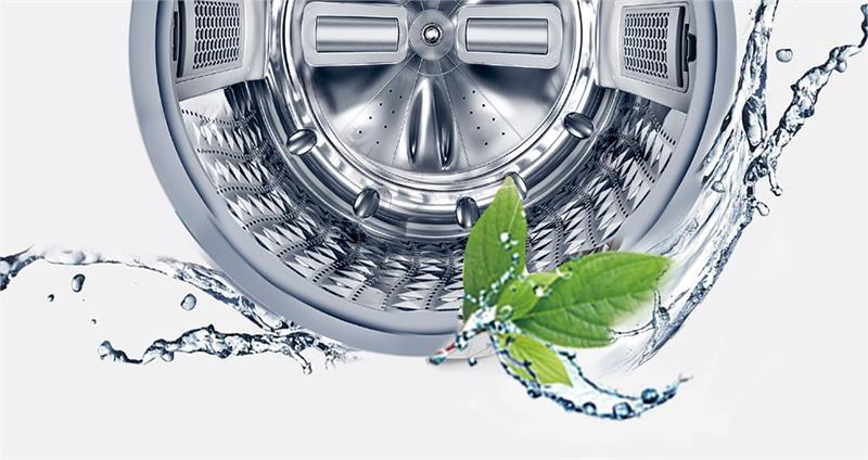 Máy giặt 9 Kg Samsung WW90J54E0BX/SV hơi nước tự làm sạch