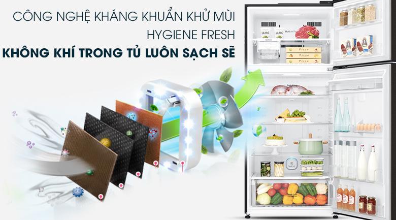 Tủ lạnh LG GN-D602BL
