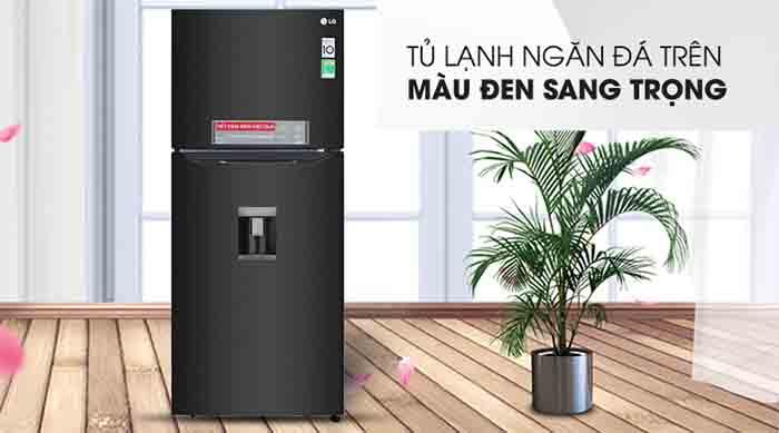 Tủ lạnh LG 393lit Inverter GN-M315BL