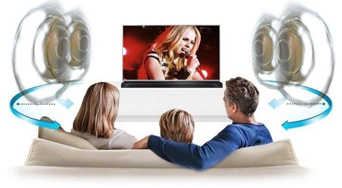 Tivi LG Smart Full HD 43 inch 43LK571C âm thanh sống động