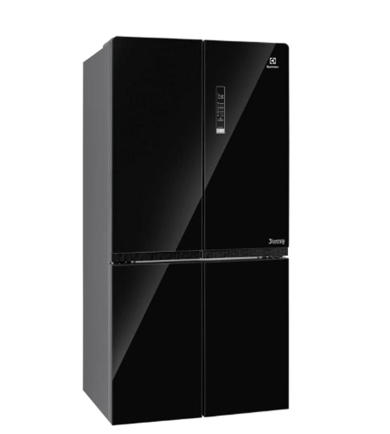 Tủ lạnh Electrolux inverter 695 lít EQE6909A - BVN