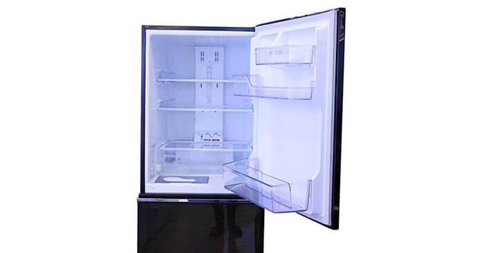 Tủ lạnh Mitsubishi 272 lít inverter MR-CX35EM-BRWV đa chiều