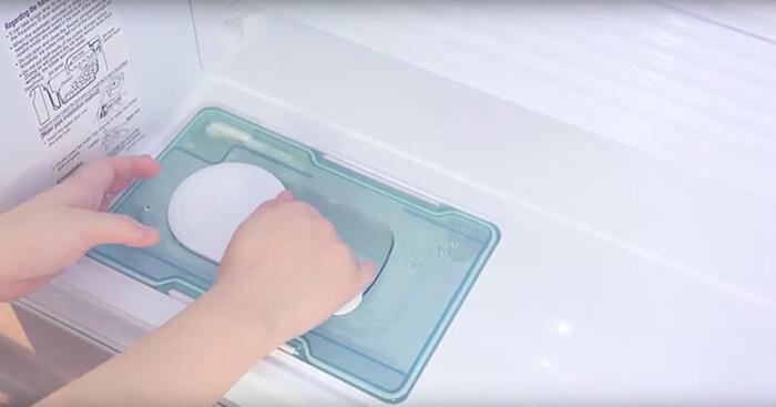 Tủ lạnh Mitsubishi 272 lít inverter MR-CX35EM-BRWV tiện