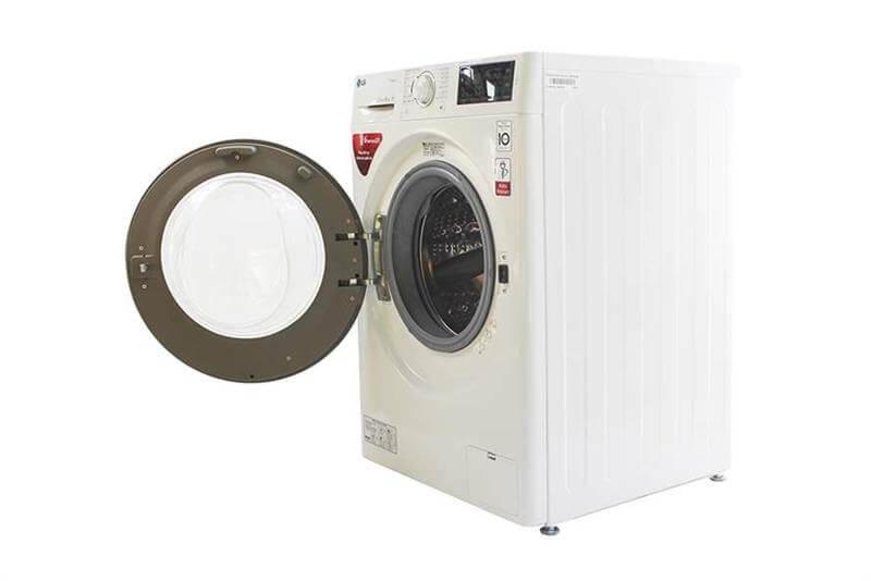 Máy giặt lồng ngang LG 8kg FM1208N6W đa dạng chương trình