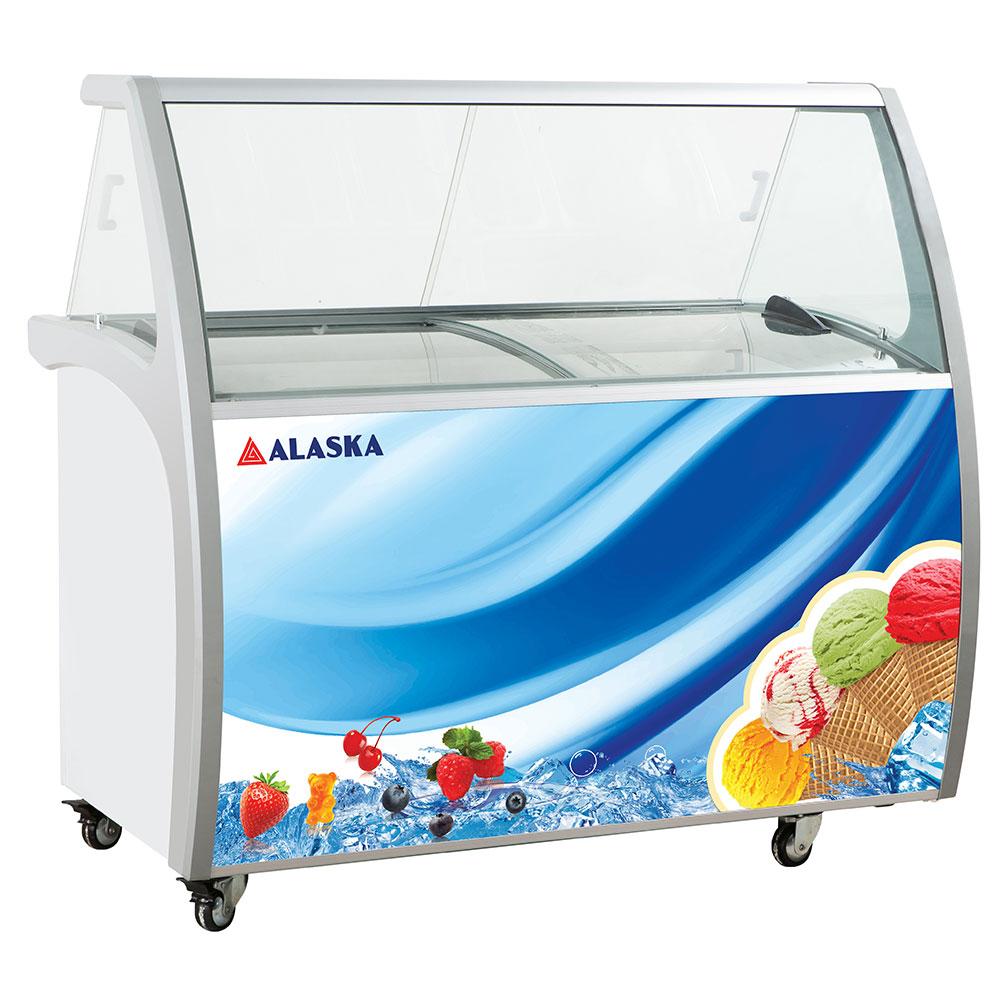Tủ kem Alaska ISG 9