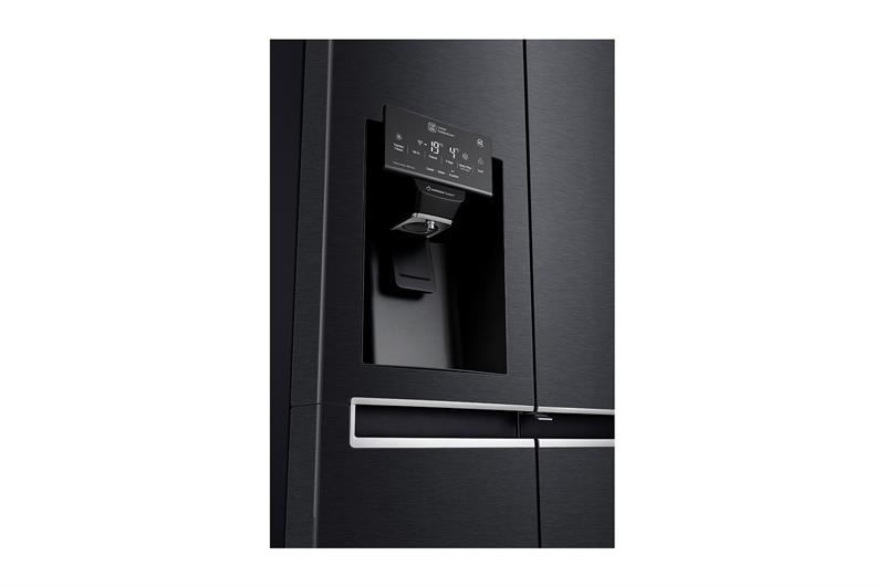 Tủ lạnh LG 668 Lít Side By Side Inverter GR-D247MC