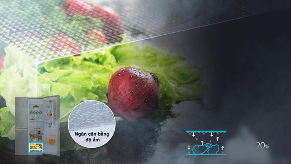 Tủ lạnh LG 668 GR-D247MC