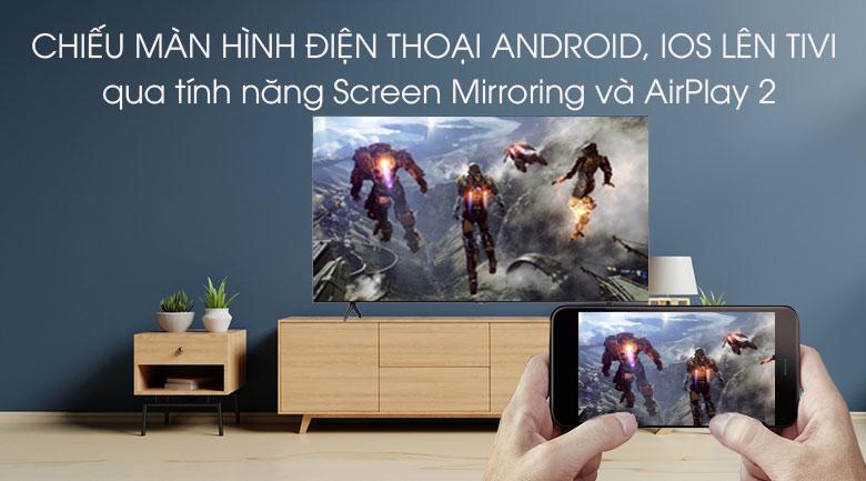 Smart Tivi Samsung 4K 43inch UA43TU7000