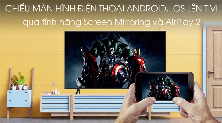 Smart Tivi 4K Samsung 75inch 75TU7000