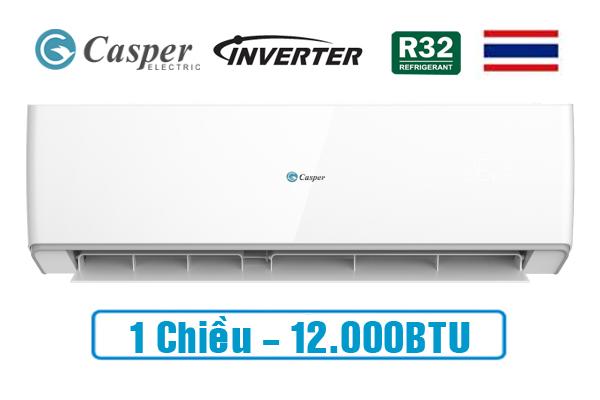 Điều hòa Casper inverter 12000BTU 1 chiều IC-12TL32