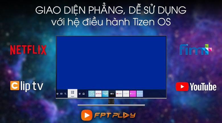 Smart Tivi QLED Samsung 4K 85 inch QA85Q70T