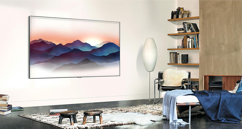 Smart Tivi QLED Samsung 4K 65 inch QA65Q80T