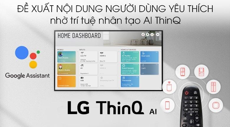 Tivi LG WebOS 4K UHD 75inch 75UN8000PTB
