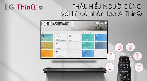 Tivi LG WebOS 4K UHD 43inch 43UN7400PTA