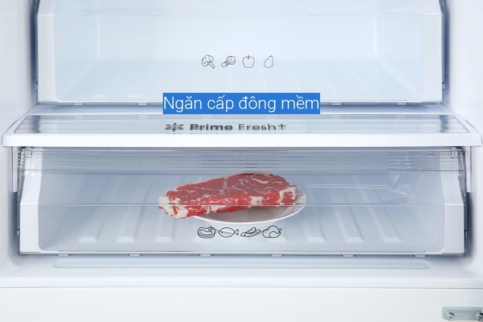 Tủ lạnh Panasonic 368 Lít 2 cánh Inverter NR-BX410GKVN