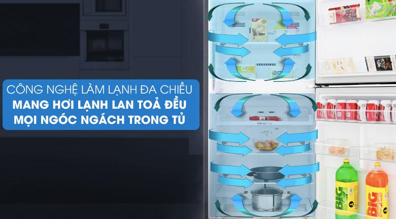 Tủ lạnh LG - GN-B422WB