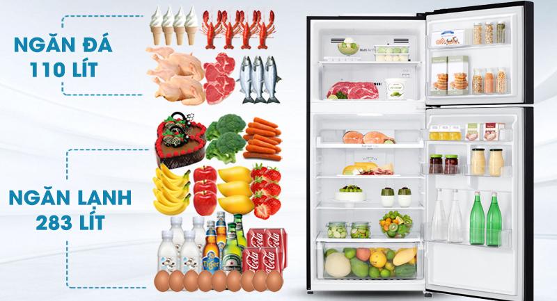 Tủ lạnh LG GN-B422WB
