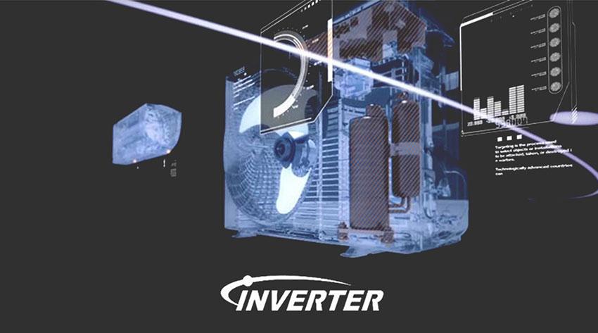 Điều hòa Casper 2 chiều 18000BTU Inverter GH-18TL32