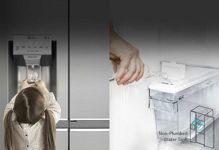 Tủ lạnh LG GR-P247JS
