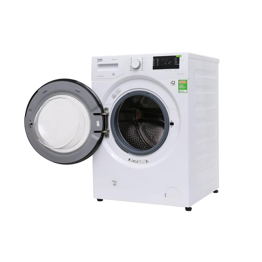 Máy giặt cửa ngang Inverter 9 KG Beko WMY 91283 PTLB2