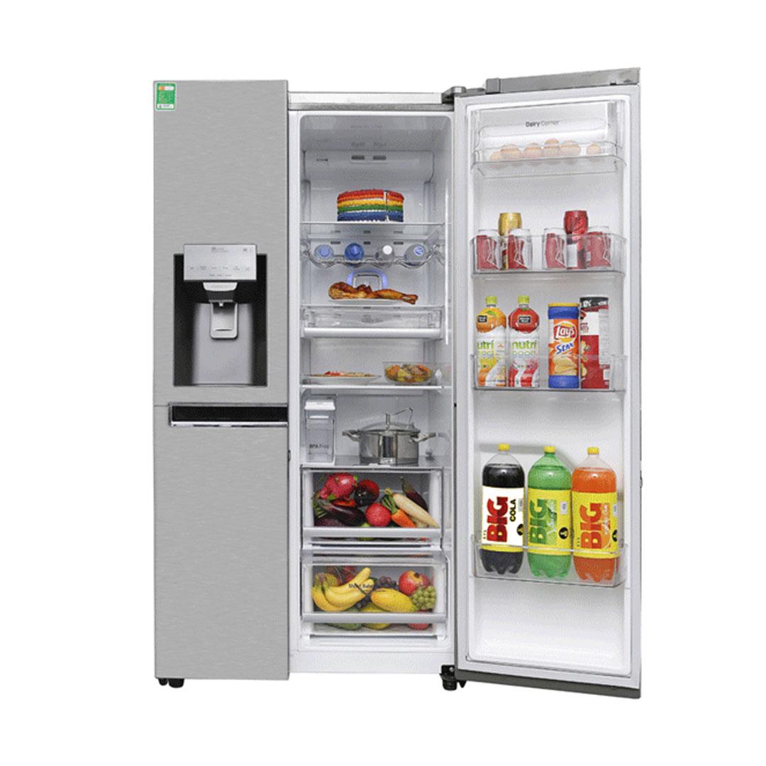 Tủ lạnh LG Side-by-Side Inverter 668 lít GR-D247JS