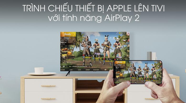 Smart Tivi 4K Samsung 55inch 55TU8100